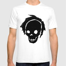 Self Portrait Mens Fitted Tee White SMALL