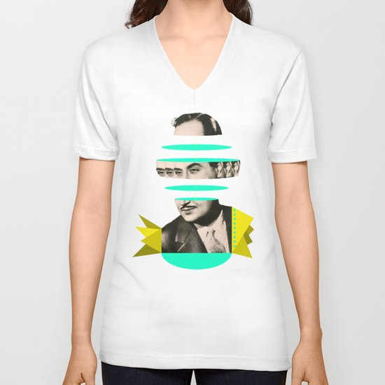 slices of Rossignol - Mariano V-neck T-shirt
