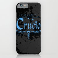 Harry Potter Curses: Cru… iPhone 6 Slim Case