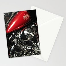 Harley Art Stationery Cards