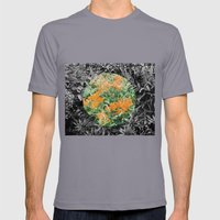 High Line Sunshine Mens Fitted Tee Slate SMALL