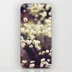 Baby's Breath 2 iPhone & iPod Skin
