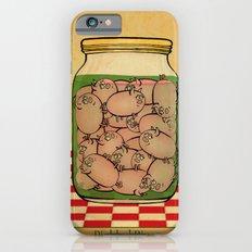 Pickled Pig Revisited Slim Case iPhone 6s