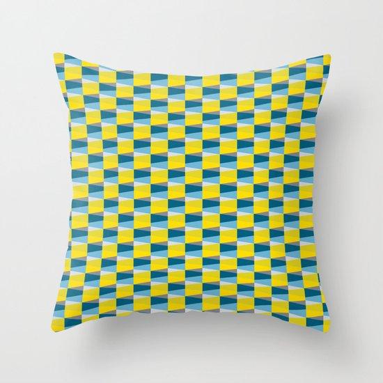 Aronde Pattern Throw Pillow