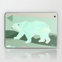 Polarygon Bear Laptop & iPad Skin