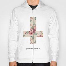 Flower Cross Hoody