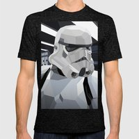 Stormtrooper Mens Fitted Tee Tri-Black SMALL