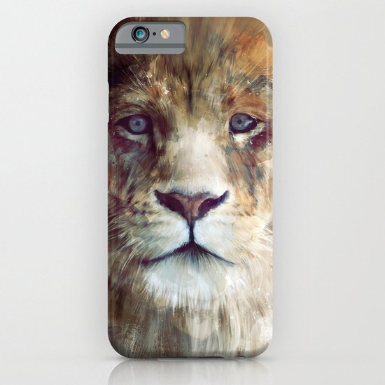 Lion // Majesty iPhone & iPod Case