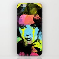 elizabeth iPhone & iPod Skin