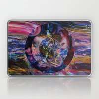 Space Marble Version 2 Laptop & iPad Skin
