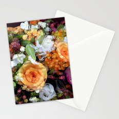 Bohemian Bouquet Stationery Cards