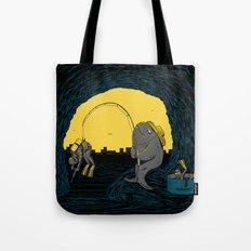 Fisher Fish Tote Bag