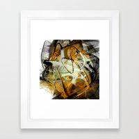 Offset Framed Art Print