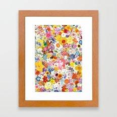 Flowers.2 Framed Art Print