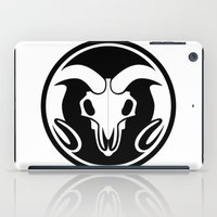 Day of the Ram iPad Case