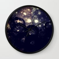 Datadoodle Sparkle Wall Clock