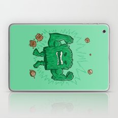 The Strongest Log Of ALL Laptop & iPad Skin