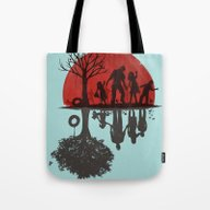 A Family Once Tote Bag