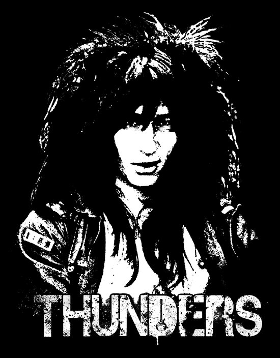 Johnny Thunders Canvas Print