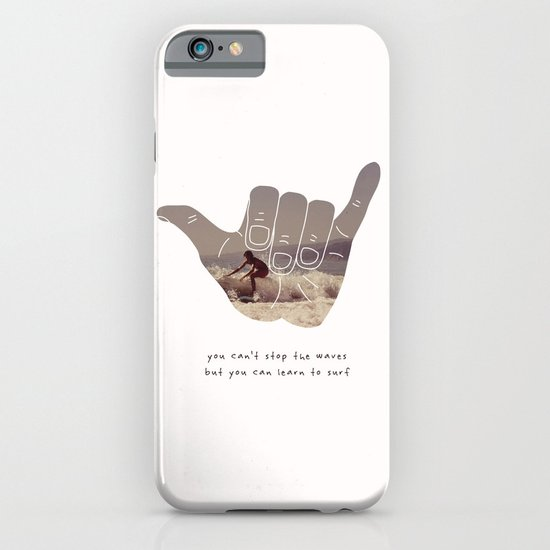 good vibrations iPhone & iPod Case