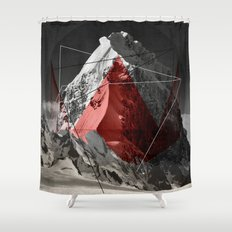 Reborn Shower Curtain