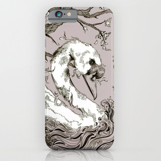 Swan Song iPhone & iPod Case