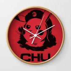 ¡Viva La Evolución! Wall Clock