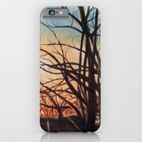 Golden Rays 1 iPhone 6 Slim Case