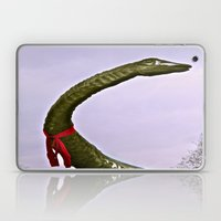 Dinosaurs Get Cold Too Laptop & iPad Skin