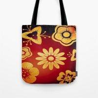 Mi Flor Tote Bag
