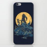 The Dragon Slayer iPhone & iPod Skin