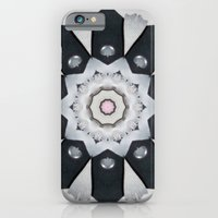 iPhone & iPod Case featuring Bridal mandala by Pink grapes
