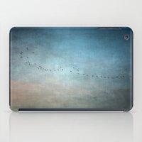 Toward The Sunset iPad Case