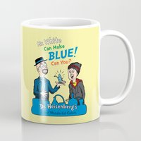 Mr. White Can Make Blue! Mug