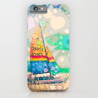 Siesta Key, FL - Sailing iPhone 6 Slim Case