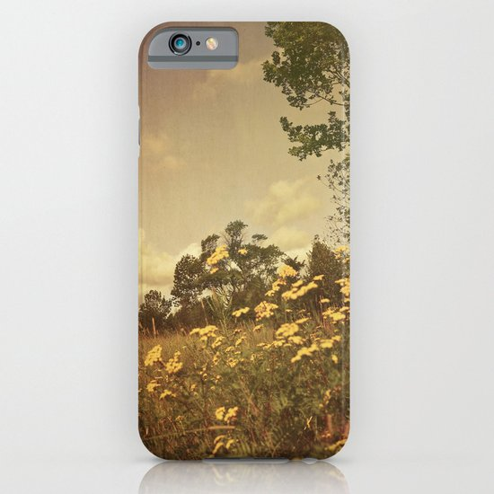 Summer Whimsy iPhone & iPod Case