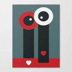 LOVESCAPE Canvas Print