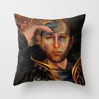 Anders Throw Pillow