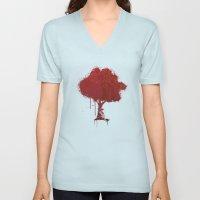 s tree t Unisex V-Neck