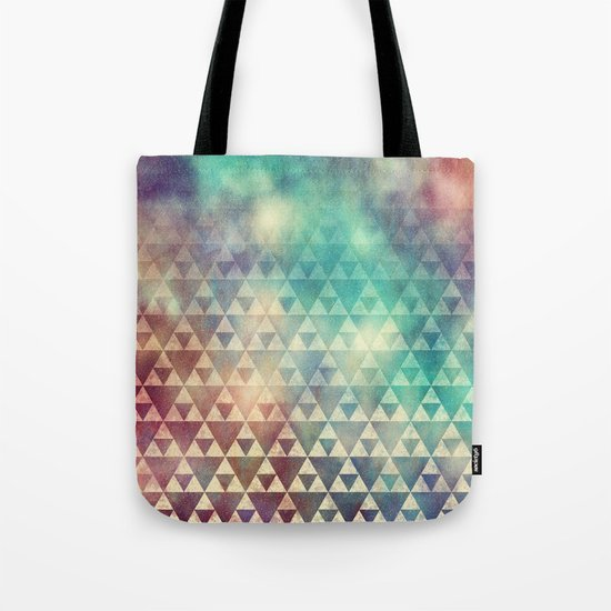 Tribal Fade Tote Bag