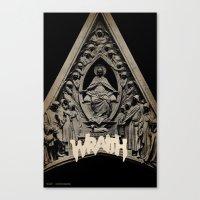 WRAITH - Unholy Providen… Canvas Print