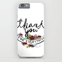 Merci iPhone 6 Slim Case
