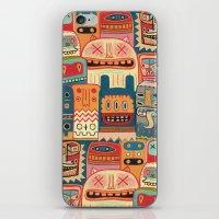 Instant Drôlatique-8h37… iPhone & iPod Skin