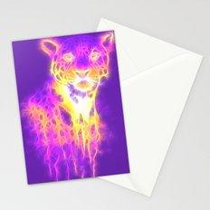 Webbed Jaguar Stationery Cards