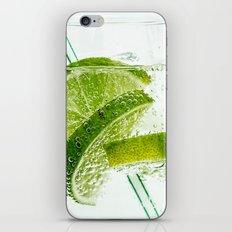lime iPhone & iPod Skin