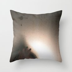 man Throw Pillow