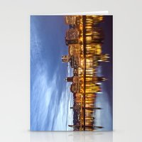 That Portland Skyline Stationery Cards
