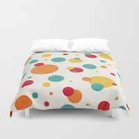 I'm Just A Bit Dotty! Duvet Cover