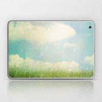 Field Of Clouds Laptop & iPad Skin
