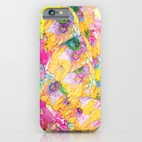 iPhone & iPod Case featuring efflorescence by Fawnover
